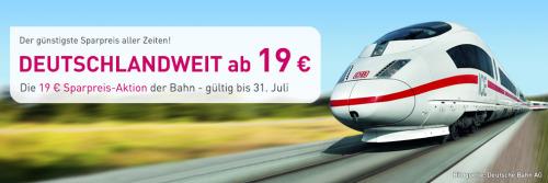 [DB] 19€ Tickets über L'tur